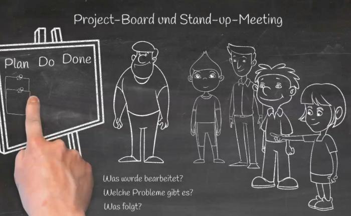 Agile Methoden und Projekte